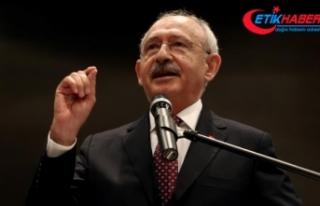 Kılıçdaroğlu: Savaşı asla doğru bulmuyoruz