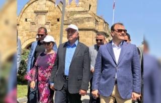 KKTC Cumhurbaşkanı Akıncı: Osmanlı'dan kalan...