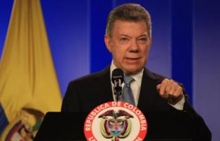 Kolombiya Venezuela hükümetine karşı acımasız...