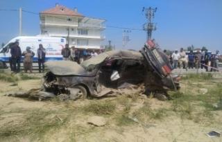 Konya'da korkunç kaza: Aynı aileden 4 ölü