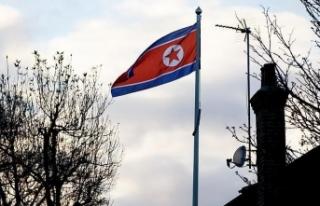Kuzey Kore'nin nükleer test alanının çöktüğü...