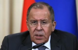 Lavrov, Kuzey Kore'ye gidiyor
