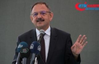 Özhaseki: Şimdi Afrin'de hayatı normal hale...