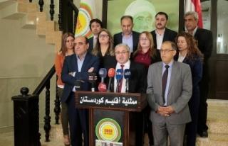'PYD sivillerin Afrin'deki evlerine dönmesine...