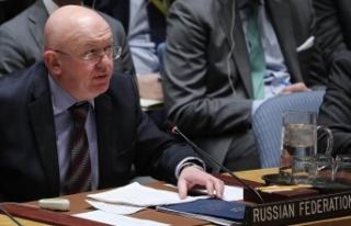 Rusya'dan ABD'ye Suriye'ye yönelik...
