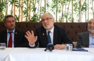 Saadet Partisi Genel Başkan Yardımcısı Karaman:...