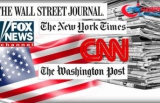 Suriye'ye saldırı Amerikan medyasında geniş...