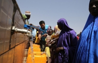 TDV'den 20 bin Afrikalının su sorunu çözecek...