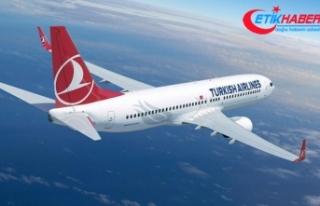 Türk Hava Yolları nisanda rekor doluluğa ulaştı