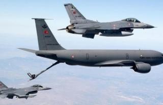 TSK: Hakurk ve Zap bölgelerinde 59 terörist etkisiz...