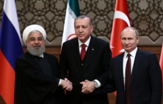 Ruhani: Suriye'nin geleceği sadece Suriye halkını...