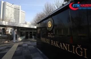 'Türkmen soydaşlarımızı hedef alan menfur...