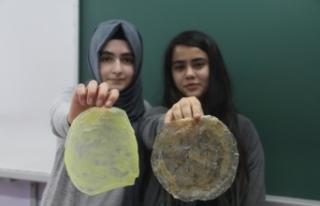Zararlı plastiklerin yerine 'biyolojik plastik'...