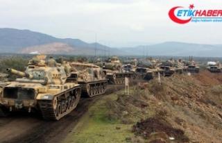 'Zeytin Dalı Harekatı'nda 4157 terörist...