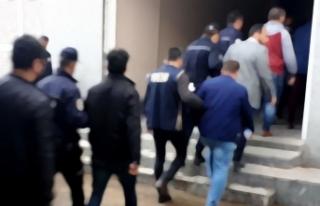 DEAŞ'la bağlantılı 54 yabancı uyruklu şüpheli...