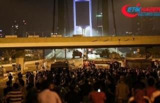 15 Temmuz Şehitler Köprüsü davasında 138 sanığa...