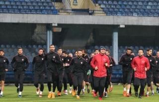 A Milli Futbol Takımı Rusya ile Moskova'da...