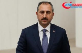 Adalet Bakanı Gül'den ABD'ye Hakan Atilla...