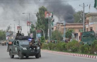 Taliban, Faryab'ın Kohistan ilçesine saldırdı