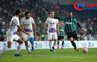 Afjet Afyonspor 1. Lig'de
