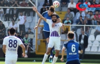Afjet Afyonspor, finale yükselen ilk takım oldu
