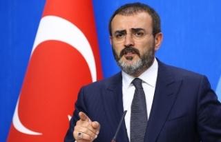 AKP'li Ünal: Sayın İnce, bu kadar teveccühle...
