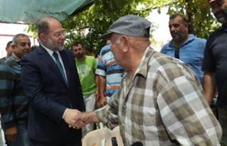Akdağ'dan KKTC vatandaşlarına: Türkiye var,...
