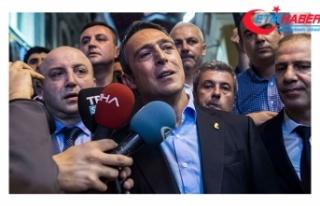 Ali Koç'tan Fenerbahçe gündemine dair önemli...