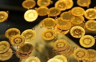 Altının gram fiyatı güne rekorla başladı