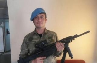 Ankaralı Uzman Çavuş, Irak'ın kuzeyinde şehit...