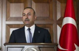 Bakan Çavuşoğlu'ndan İsrail-İran açıklaması