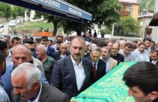 Bakan Gül'ün acı günü