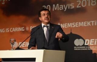 Bakan Zeybekci: Türkiye koalisyon diye bir hastalığı...