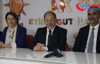 Başbakan Yardımcısı Akdağ: Anketler, cumhurbaşkanımızı...