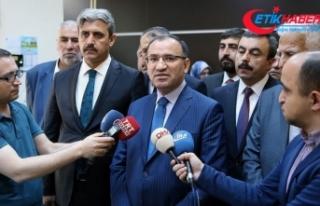 Başbakan Yardımcısı Bozdağ: Avrupa'da artan...
