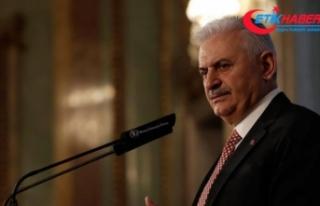 Başbakan Yıldırım'dan Gazze için telefon...