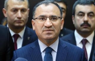 Başbakan Yardımcısı Bozdağ: 28 Şubat zihniyeti...