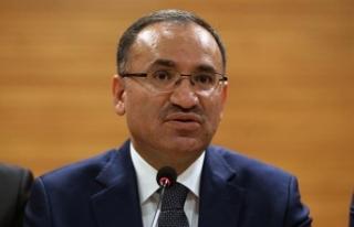 Başbakan Yardımcısı Bozdağ: Yozgat Havaalanı'nın...
