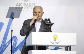 Başbakan Yıldırım: Arkamızda 81 milyonun desteği,...