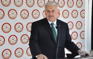 Başbakan Yıldırım'ın davetine Katar ve Cezayir'den...