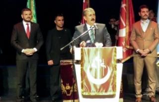 BBP Genel Başkanı Mustafa Destici: Cumhur İttifakı...