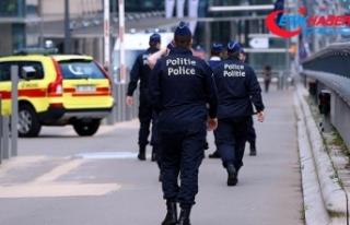 Belçika'da silahlı saldırı: 2 ölü