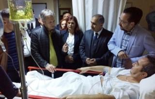 CHP'li Tezcan'ın dosyası ağır ceza mahkemesine...