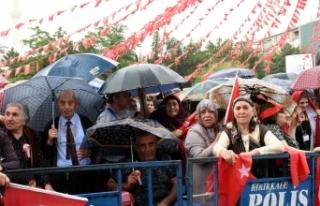 CHP'nin cumhurbaşkanı adayı İnce, Kırıkkale'de