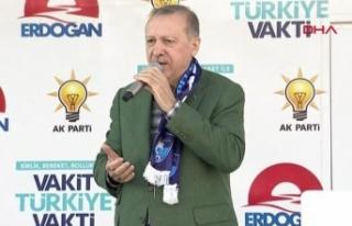 Cumhurbaşkanı Erdoğan açıkladı: Rus doğalgazında...