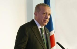 Cumhurbaşkanı Erdoğan: Kudüs, Filistin'in...