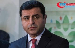 Demirtaş'tan AYM'ye 'tahliye'...