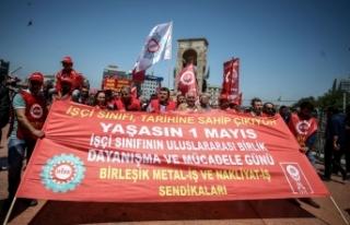 """İstanbul'da 1 Mayıs"""