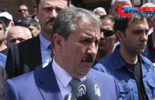Destici: AK Parti'nin seçim beyannamesi, çok...