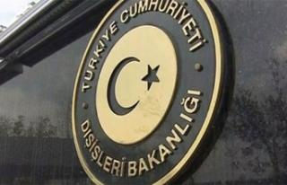 İsrail'in Ankara Büyükelçisi ülkesine gönderildi